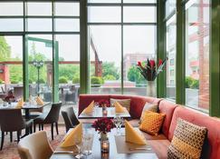 曼海姆市中心莱昂纳多酒店 - 曼海姆 - 餐馆