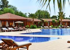 奥迪尔塞拉利酒店 - 希拉利 - 游泳池