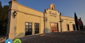 米西翁圣米格尔德阿连德酒店 - 圣米格尔-德阿连德 - 建筑