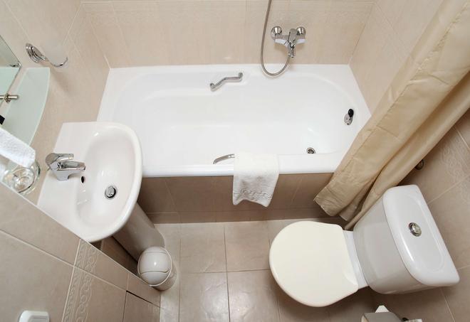 罗斯尊贵酒店 - 基辅 - 浴室