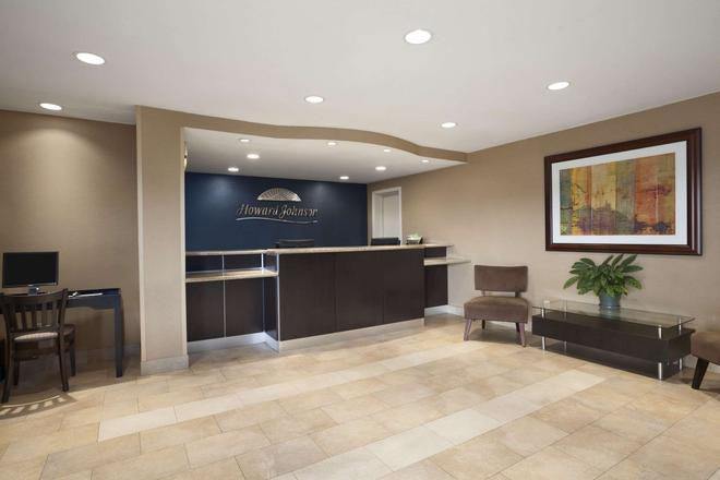 圣地亚哥海洋世界豪生酒店 - 圣地亚哥 - 柜台