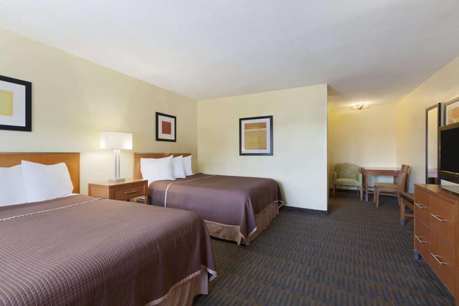 圣地亚哥海洋世界豪生酒店 - 圣地亚哥 - 睡房