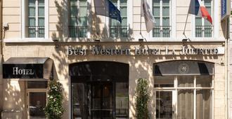 拉朱利埃特贝斯特韦斯特臻品酒店 - 马赛 - 建筑