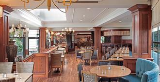 温哥华西尔维亚酒店 - 温哥华 - 餐馆