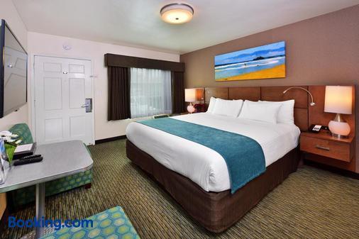 老城旅馆 - 圣地亚哥 - 睡房