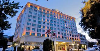 伊斯坦布尔阿克根酒店 - 伊斯坦布尔 - 建筑
