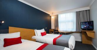 快捷假日纽卡尔斯市中心酒店 - 泰恩河畔纽卡斯尔 - 睡房