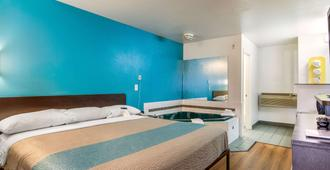 205波特兰6号购物汽车旅馆 - 波特兰 - 睡房