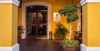 马丹最佳西方酒店 - 比亚埃尔莫萨
