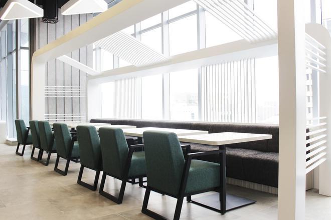 哈尔莫尼耶罗酒店 - 雅加达 - 餐馆