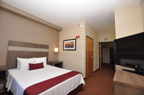 阿尔伯克基行政套房贝斯特韦斯特plus酒店 - 阿尔伯克基 - 睡房