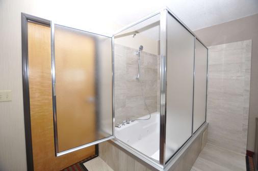 阿尔伯克基行政套房贝斯特韦斯特plus酒店 - 阿尔伯克基 - 浴室