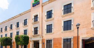 瓦哈卡州 - 历史中心智选假日酒店 - 瓦哈卡 - 建筑