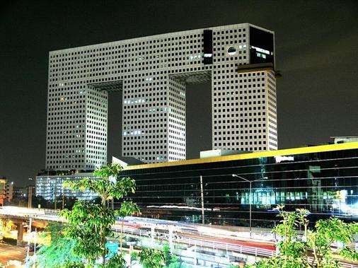 图克昌雅琳酒店 - 曼谷 - 建筑