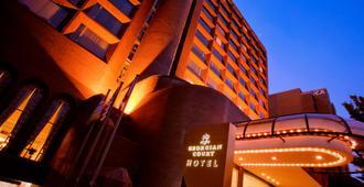格鲁吉亚球场酒店 - 温哥华 - 建筑