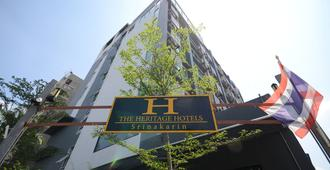曼谷斯瑞那卡瑞遗产酒店 - 曼谷 - 建筑