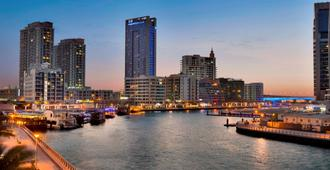 温德姆迪拜码头酒店 - 迪拜 - 户外景观