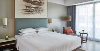 峇里島塞米亞克萬豪萬怡度假飯店 - 库塔 - 睡房