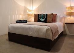 堂本尼托酒店 - 萨与利他 - 睡房