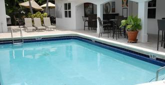 多维尔酒店 - 劳德代尔堡 - 游泳池