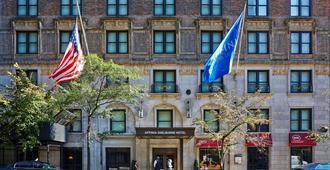 阿菲尼亚纽约市谢尔本酒店 - 纽约 - 建筑
