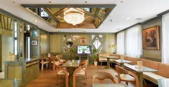 洛桑博利厄郁金香酒店 - 洛桑 - 餐馆