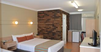 贝斯特韦斯特柏丽汽车旅馆 - 科夫斯港 - 睡房