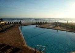 代托纳广场海滩-海滨凯悦酒店 - 代托纳海滩 - 游泳池