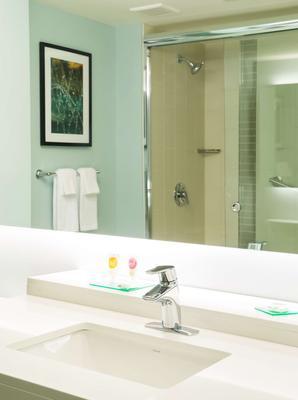 代托纳广场海滩-海滨凯悦酒店 - 代托纳海滩 - 浴室