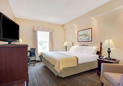 珀尔贝蒙特套房酒店 - 珍珠城 - 睡房