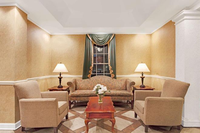 珀尔贝蒙特套房酒店 - 珍珠城 - 休息厅