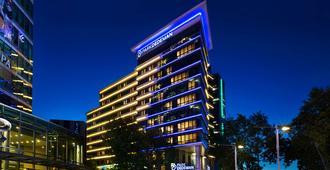 莱文特德德曼公园酒店 - 伊斯坦布尔 - 建筑