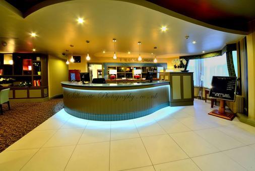 皮尔喀里多尼亚酒店 - 泰恩河畔纽卡斯尔 - 酒吧