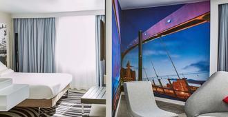 曼彻斯特中心诺富特酒店 - 曼彻斯特 - 睡房