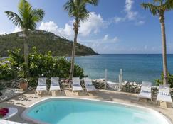 椰子海岸别墅酒店 - 圣约翰 - 游泳池
