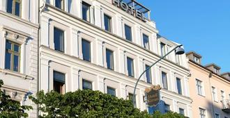 First Hotel Karnan - 赫尔辛堡 - 建筑