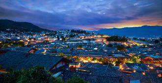 丽江和府皇冠假日酒店 - 丽江 - 户外景观