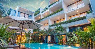 阿佩萨拉公寓酒店 - 暹粒 - 游泳池