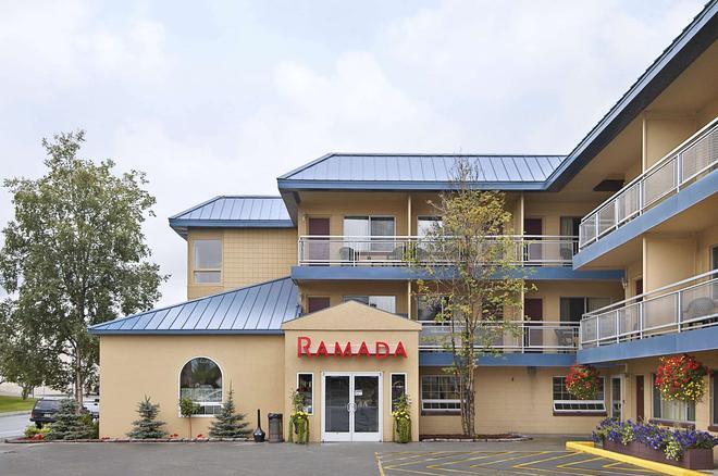 安克雷奇华美达酒店 - 安克雷奇 - 建筑