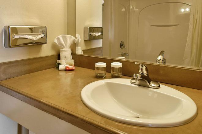 安克雷奇华美达酒店 - 安克雷奇 - 浴室