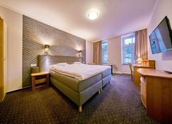 亚当特鲁特诺夫酒店 - 特鲁特诺夫 - 睡房