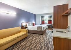 匹兹堡机场麦克罗特客栈&套房酒店 - 匹兹堡 - 睡房