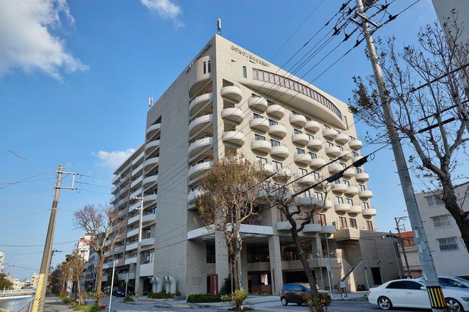 城市康特酒店 - 那霸 - 建筑