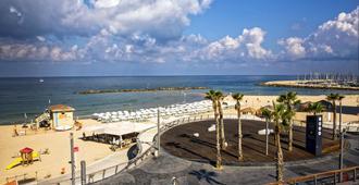 沙洛姆酒店 - 阿特拉斯精品酒店 - 特拉维夫 - 海滩