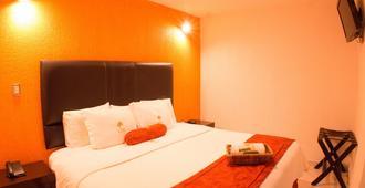 莱特 13 酒店 - 克雷塔罗 - 睡房