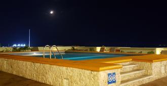 科苏梅尔广场酒店 - 科苏梅尔 - 游泳池