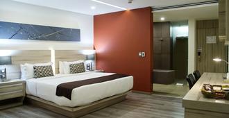 杜蒙酒店 - 克雷塔罗 - 睡房