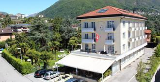 卢纳加尔尼酒店 - 阿斯科纳 - 建筑