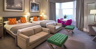 博纳姆酒店 - 爱丁堡 - 睡房