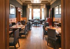 博纳姆酒店 - 爱丁堡 - 餐馆